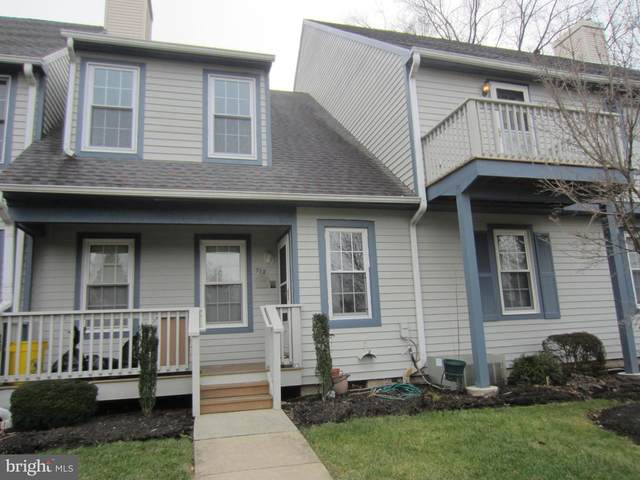 712 Westfield Drive #712, CINNAMINSON, NJ 08077 (#NJBL389486) :: Holloway Real Estate Group