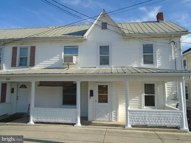 622 New York Avenue, MARTINSBURG, WV 25401 (#WVBE183004) :: The Daniel Register Group
