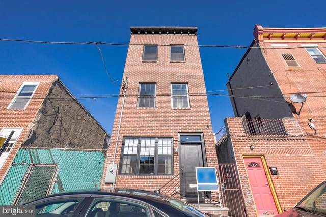 1011 Mercy Street, PHILADELPHIA, PA 19148 (#PAPH977750) :: Nexthome Force Realty Partners