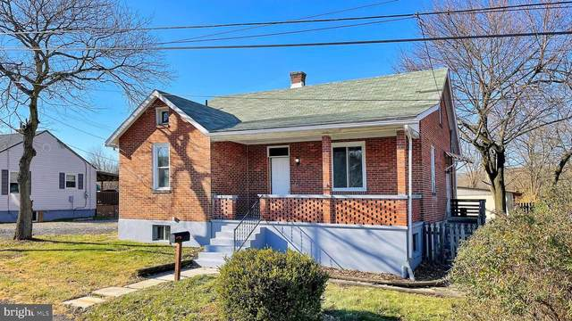 534 Eastern Avenue, CUMBERLAND, MD 21502 (#MDAL136066) :: Bob Lucido Team of Keller Williams Integrity
