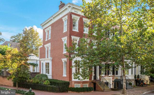 3100 P Street NW, WASHINGTON, DC 20007 (#DCDC503308) :: Network Realty Group