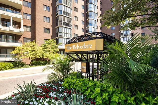 1600 N Oak Street #323, ARLINGTON, VA 22209 (#VAAR174776) :: The Putnam Group