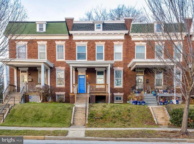 702 E 33RD Street, BALTIMORE, MD 21218 (#MDBA536510) :: SURE Sales Group