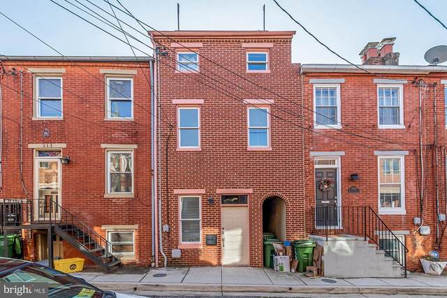 211 Grindall Street, BALTIMORE, MD 21230 (#MDBA536520) :: The Dailey Group