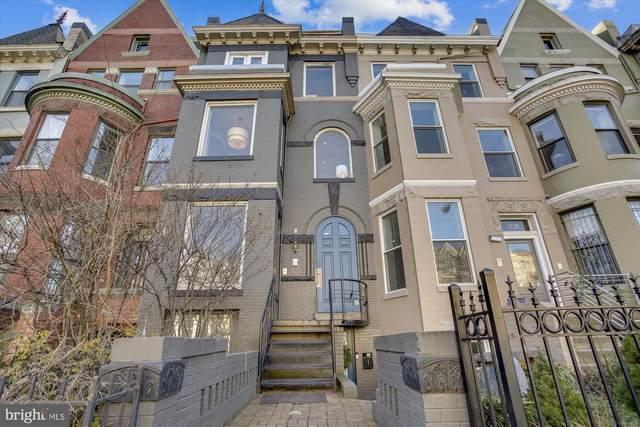 1726 U Street NW #3, WASHINGTON, DC 20009 (#DCDC503316) :: Arlington Realty, Inc.
