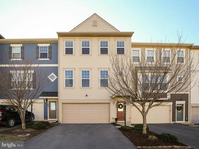 205 Fiesta Drive, STEPHENSON, VA 22656 (#VAFV161710) :: The Daniel Register Group