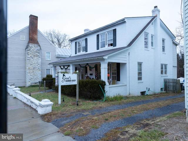 266 W King Street, STRASBURG, VA 22657 (#VASH121248) :: Debbie Dogrul Associates - Long and Foster Real Estate