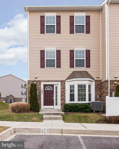 1821 Cassandra Drive #160, ELDERSBURG, MD 21784 (#MDCR201926) :: Integrity Home Team