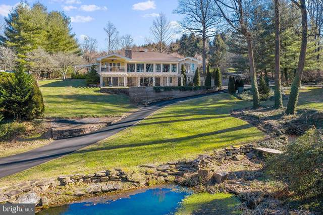 3216 Comfort Road, NEW HOPE, PA 18938 (#PABU518652) :: ExecuHome Realty