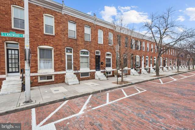 642 S Lakewood Avenue, BALTIMORE, MD 21224 (#MDBA536536) :: SP Home Team