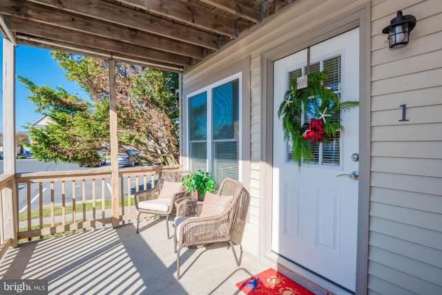 320 Sunset Drive #1, OCEAN CITY, MD 21842 (#MDWO119414) :: The Redux Group