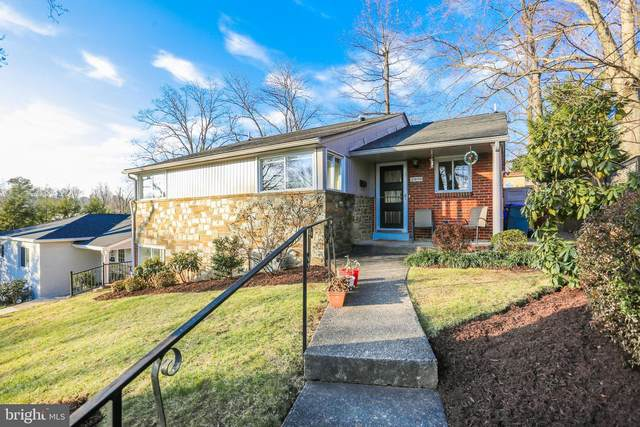 2809 Washington Avenue, CHEVY CHASE, MD 20815 (#MDMC740644) :: ExecuHome Realty