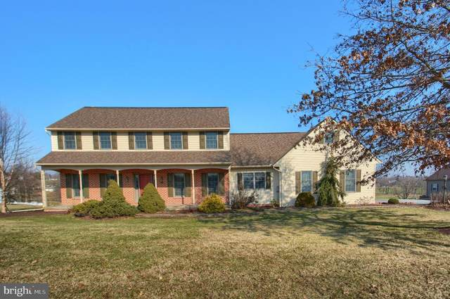 1453 E Newport Road, LITITZ, PA 17543 (#PALA175902) :: TeamPete Realty Services, Inc