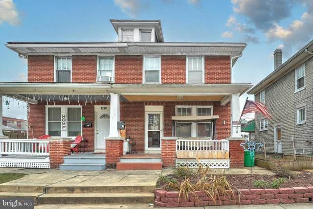 1252 W King Street, YORK, PA 17404 (#PAYK151342) :: The Mike Coleman Team