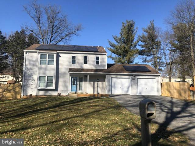 8376 Inspiration Avenue, WALKERSVILLE, MD 21793 (#MDFR276312) :: The MD Home Team
