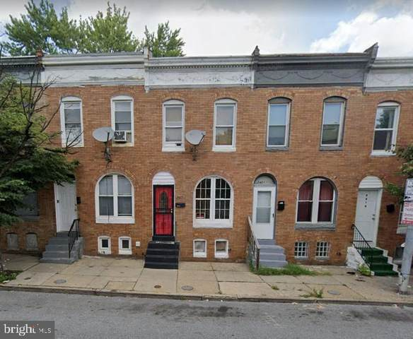 2425 Druid Hill Avenue, BALTIMORE, MD 21217 (#MDBA536552) :: ExecuHome Realty