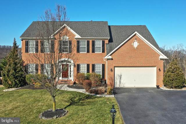 130 Fawn Hill Road, HANOVER, PA 17331 (#PAAD114550) :: The Joy Daniels Real Estate Group