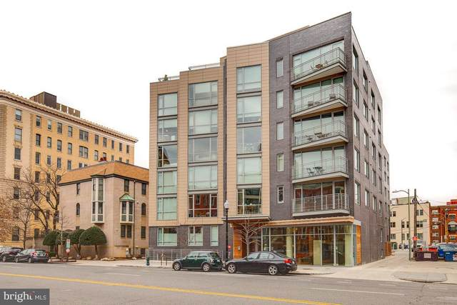 1311 13TH Street NW #206, WASHINGTON, DC 20005 (#DCDC503368) :: Bic DeCaro & Associates