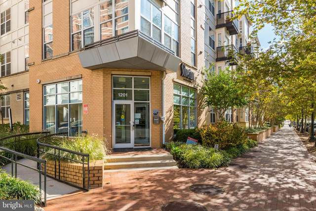 1201 East West Highway #335, SILVER SPRING, MD 20910 (#MDMC740670) :: Network Realty Group