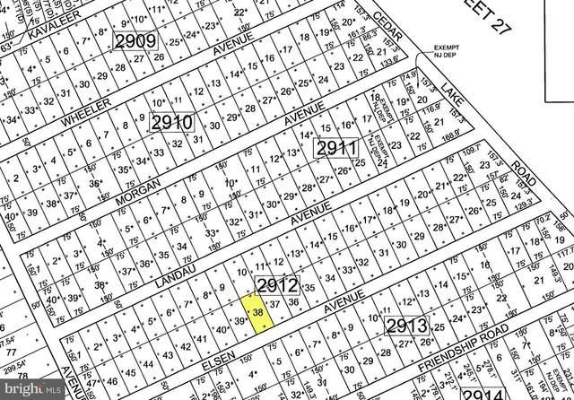 Lot 38 Elsen Avenue, LANDISVILLE, NJ 08326 (#NJAC116046) :: LoCoMusings