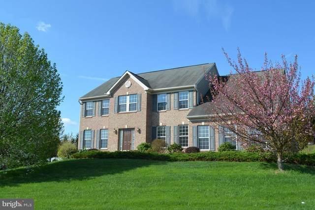 900 Rocky Fountain Terrace, MYERSVILLE, MD 21773 (#MDFR276320) :: AJ Team Realty
