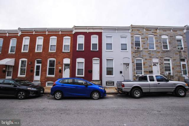 2620 Miles Avenue, BALTIMORE, MD 21211 (#MDBA536564) :: Bruce & Tanya and Associates