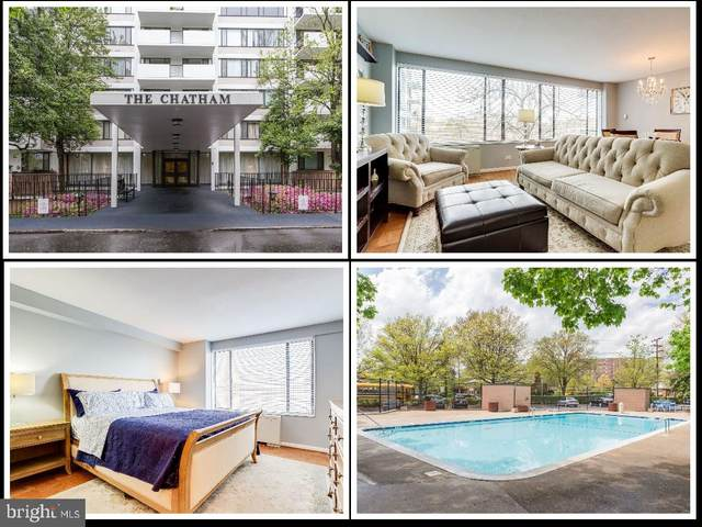 4501 Arlington Boulevard #501, ARLINGTON, VA 22203 (#VAAR174802) :: Network Realty Group