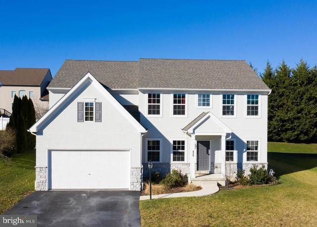820 Nightlight Drive, YORK, PA 17402 (#PAYK151360) :: The Heather Neidlinger Team With Berkshire Hathaway HomeServices Homesale Realty