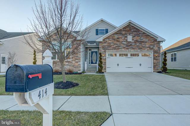 414 Winterberry Drive, MIDDLETOWN, DE 19709 (#DENC519220) :: Bowers Realty Group