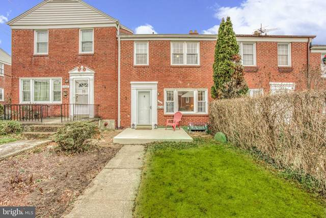 940 Radcliffe Road, TOWSON, MD 21204 (#MDBC517222) :: The Miller Team