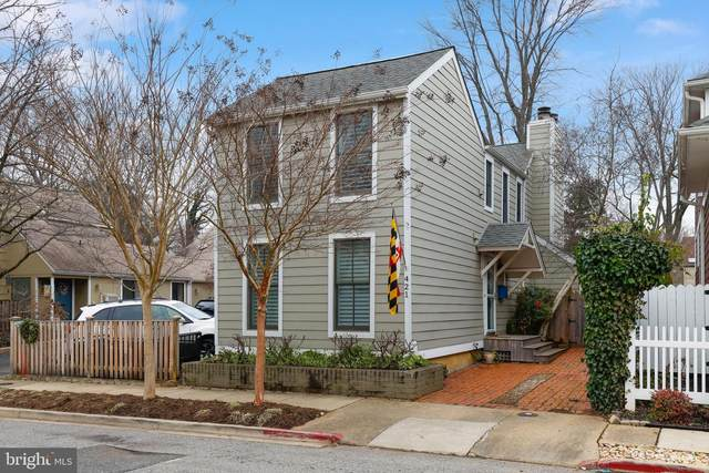 421 Third Street, ANNAPOLIS, MD 21403 (#MDAA456572) :: Network Realty Group