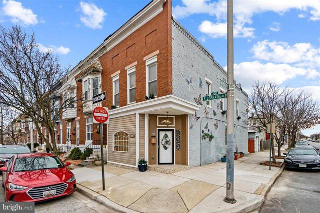 338 E Lorraine Avenue, BALTIMORE, MD 21218 (#MDBA536576) :: SURE Sales Group