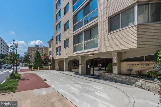922 24TH Street NW #710, WASHINGTON, DC 20037 (#DCDC503416) :: ExecuHome Realty