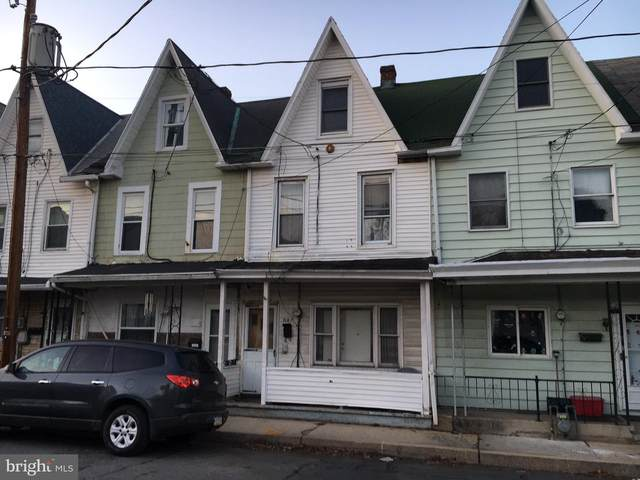 718 W Race Street, POTTSVILLE, PA 17901 (#PASK133936) :: The Joy Daniels Real Estate Group