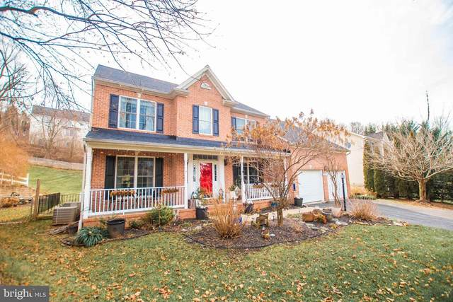 373 Old New Windsor Road, WESTMINSTER, MD 21157 (#MDCR201940) :: The Redux Group