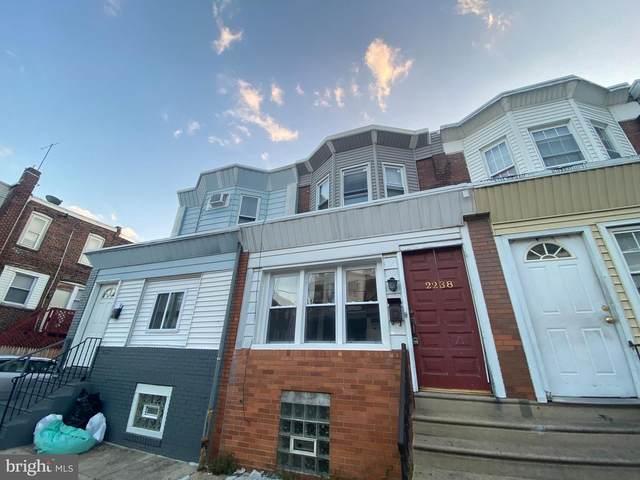 2238 S Hobson Street, PHILADELPHIA, PA 19142 (#PAPH978070) :: Certificate Homes