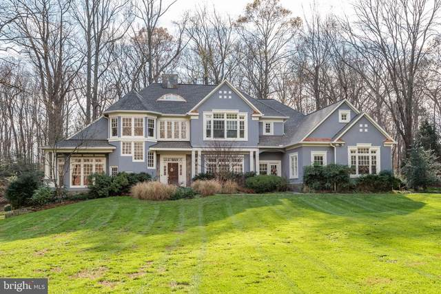7100 Saunders Court, BETHESDA, MD 20817 (#MDMC740698) :: The Dailey Group