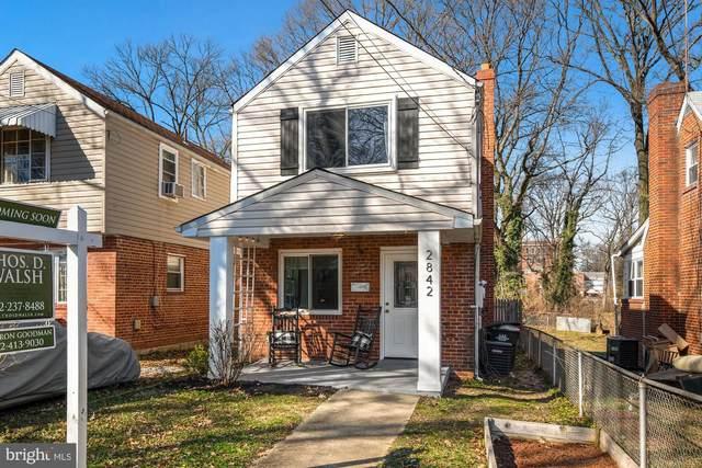 2842 30TH Street NE, WASHINGTON, DC 20018 (#DCDC503444) :: CENTURY 21 Core Partners