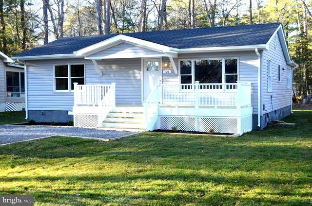121 Seafarer Lane, OCEAN PINES, MD 21811 (#MDWO119430) :: RE/MAX Coast and Country