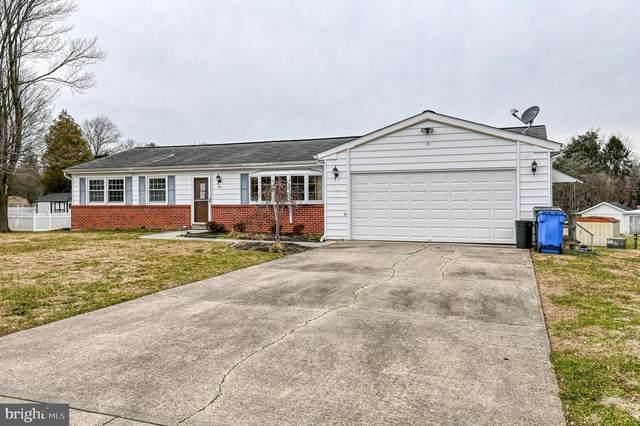 281 Green Terrace, CLARKSBORO, NJ 08020 (MLS #NJGL269922) :: The Dekanski Home Selling Team