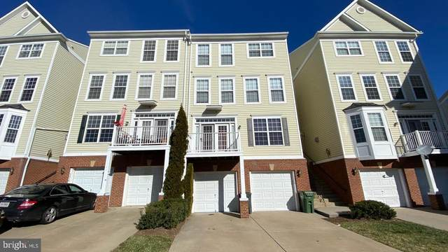 2472 Curie Court #13, HERNDON, VA 20171 (#VAFX1175588) :: ExecuHome Realty