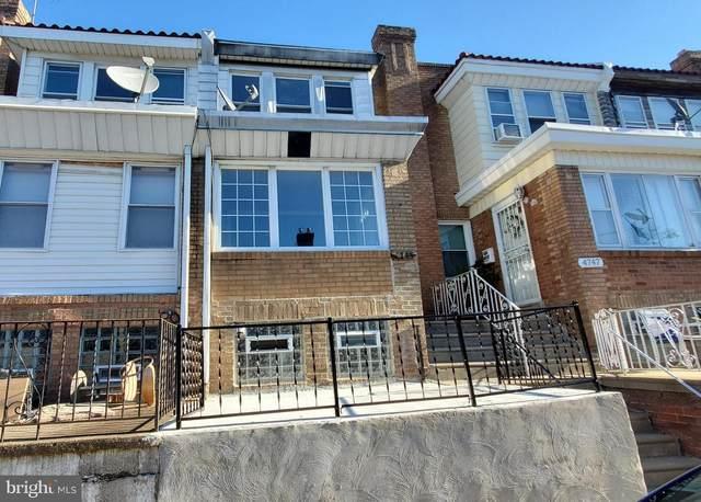 4745 Loring Street, PHILADELPHIA, PA 19136 (#PAPH978138) :: The Dailey Group