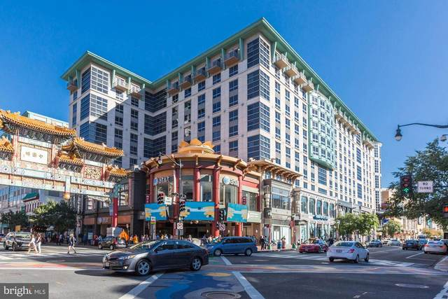 777 7TH Street NW #706, WASHINGTON, DC 20001 (#DCDC503470) :: Network Realty Group