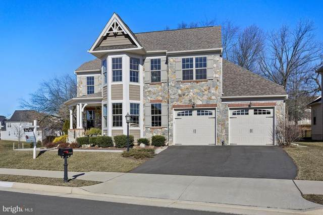 17256 Creekside Green Place, ROUND HILL, VA 20141 (#VALO428756) :: LoCoMusings