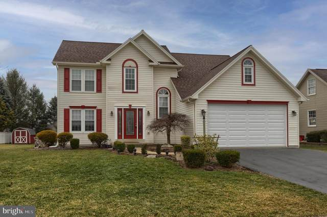 360 Old Farm Road, PALMYRA, PA 17078 (#PALN117526) :: The Heather Neidlinger Team With Berkshire Hathaway HomeServices Homesale Realty