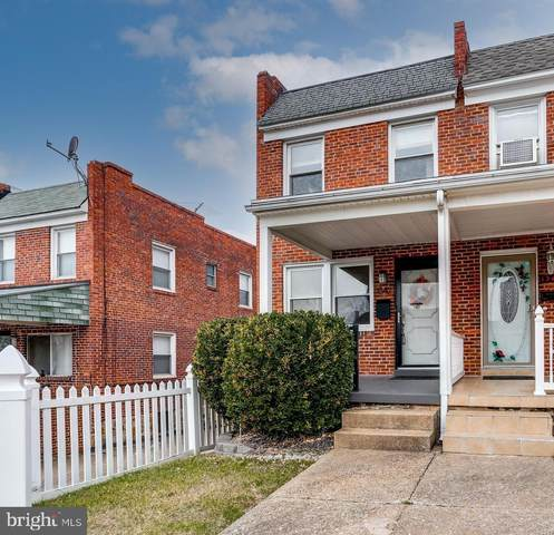 1342 Berry Street, BALTIMORE, MD 21211 (#MDBA536612) :: The Mike Coleman Team
