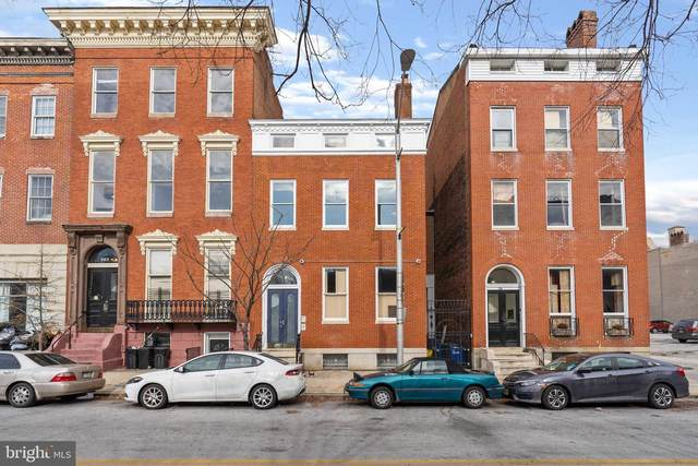 216 W Monument Street 3-F, BALTIMORE, MD 21201 (#MDBA536614) :: The Piano Home Group