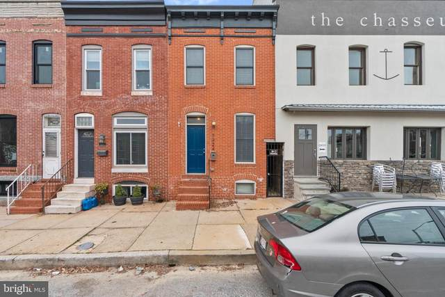 3324 Foster Avenue, BALTIMORE, MD 21224 (#MDBA536616) :: Bruce & Tanya and Associates