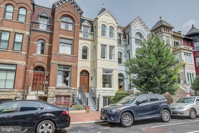 2123 N Street NW, WASHINGTON, DC 20037 (#DCDC503478) :: Arlington Realty, Inc.