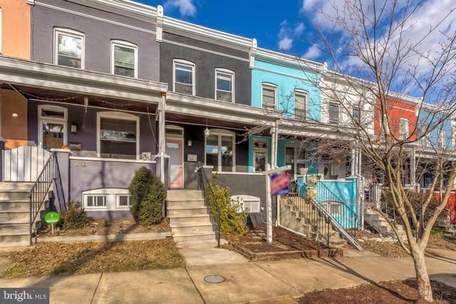 816 Union Avenue, BALTIMORE, MD 21211 (#MDBA536620) :: Dart Homes
